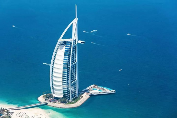 Burj Al Arab Jumeirah Beach United Arab Emirates Emirates Holidays
