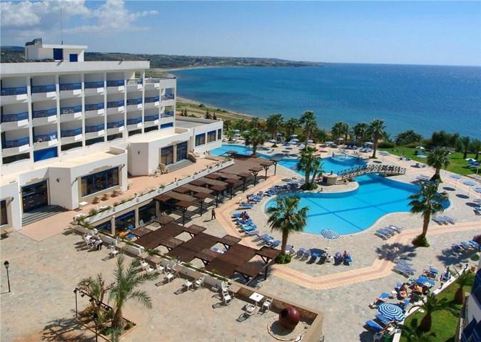 Ascos Coral Beach Hotel Paphos Cyprus Travel Republic