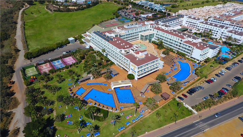 Mojacar Hoteles Playa