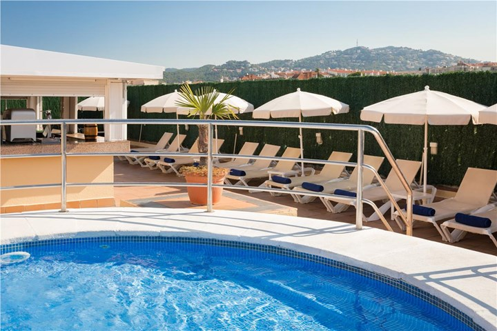 Htop Royal Beach Hotel Lloret De Mar Costa Brava Spain Travel