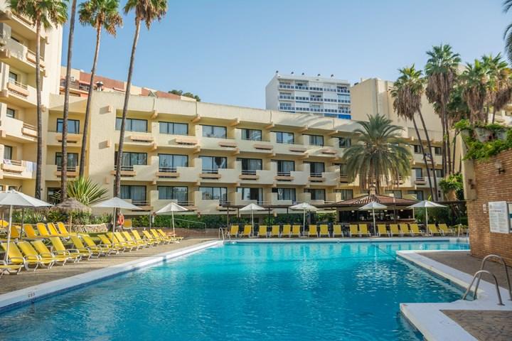 Royal Al Andalus Hotel, Torremolinos, Costa del Sol, Spain
