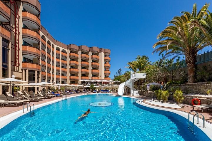 Neptuno Gran Canaria Hotel Playa Del Ingles Gran Canaria Spain