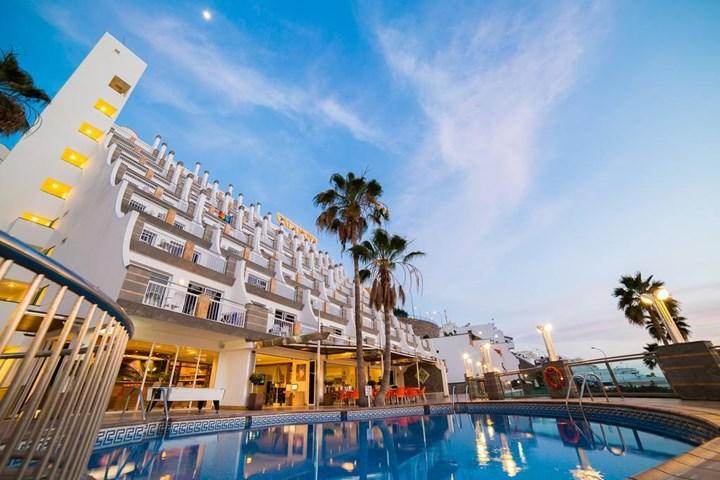 Cala nova apartments puerto rico gran canaria spain travel republic - Taxi puerto rico gran canaria ...
