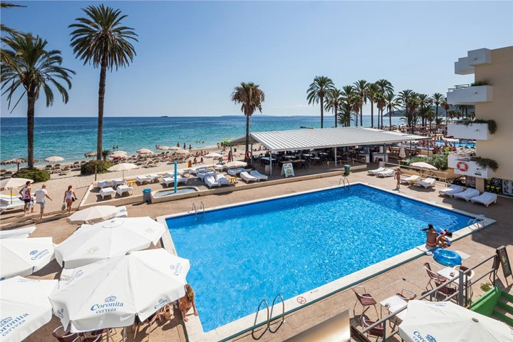 Jet Apartments, Playa d'en Bossa, Ibiza, Spain | Travel ...