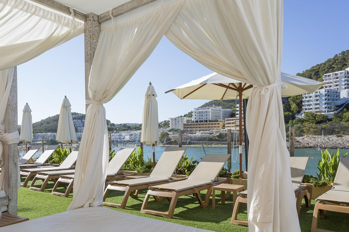 Palladium Hotel Cala Llonga, Cala Llonga, Ibiza, Spain