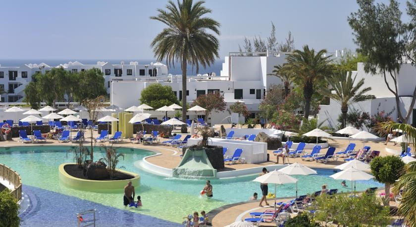 Bluebay Lanzarote Hotel Costa Teguise Lanzarote Spain Travel