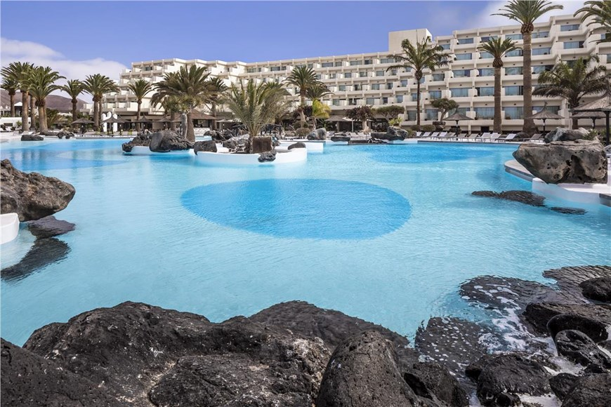 Image result for meliá salinas lanzarote images
