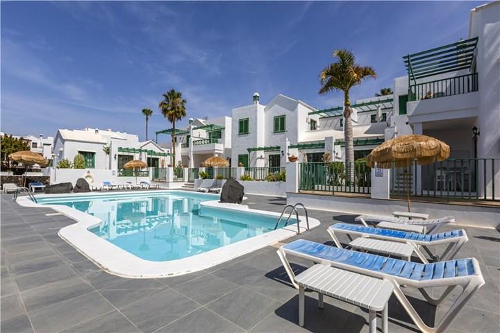 6cea9964b3 Las Acacias Apartments, Puerto del Carmen, Lanzarote, Spain   Travel ...