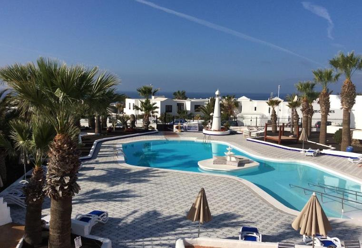 High Quality Panorama Lanzarote Apartments