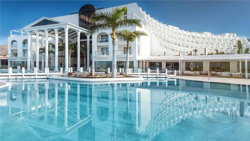 Guayarmina Princess Hotel Costa Adeje Tenerife Spain Travel