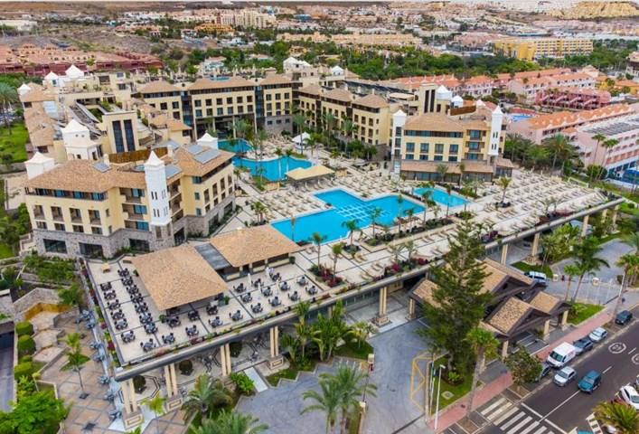 Gf Gran Costa Adeje Costa Adeje Tenerife Spain Travel Republic