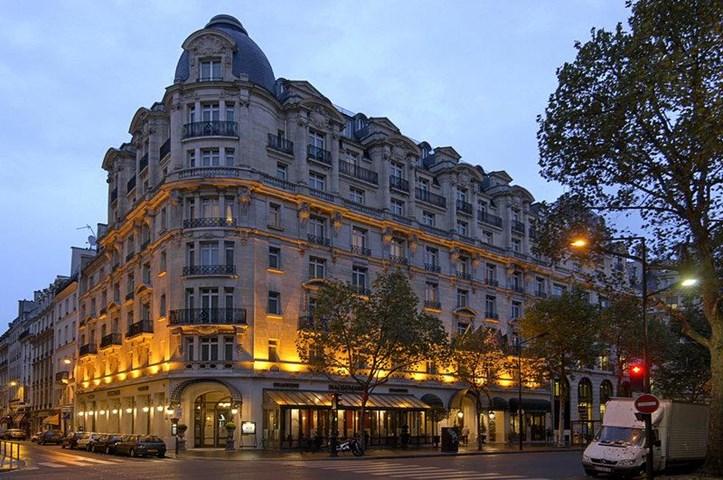 millennium hotel paris op ra paris france travel republic. Black Bedroom Furniture Sets. Home Design Ideas