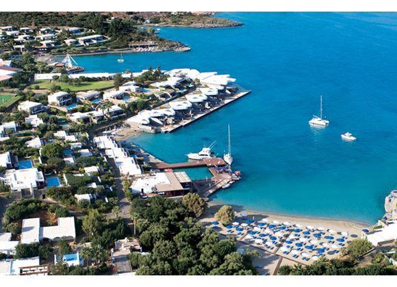 Elounda Beach Hotel Villas Elounda Crete Greece Travel Republic