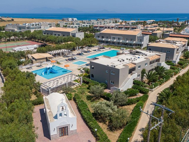 Akti Beach Club Hotel, Kardamena, Kos, Greece   Travel ...