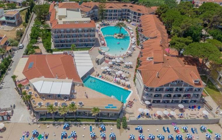 Tsilivi Beach Hotel Tsilivi Planos Zante Zakynthos