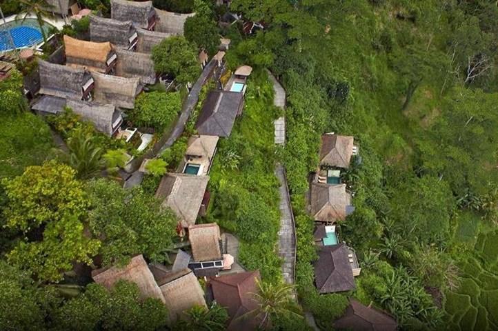 Kupu Kupu Barong Villas And Tree Spa By L Occitane Ubud Indonesia Emirates Holidays