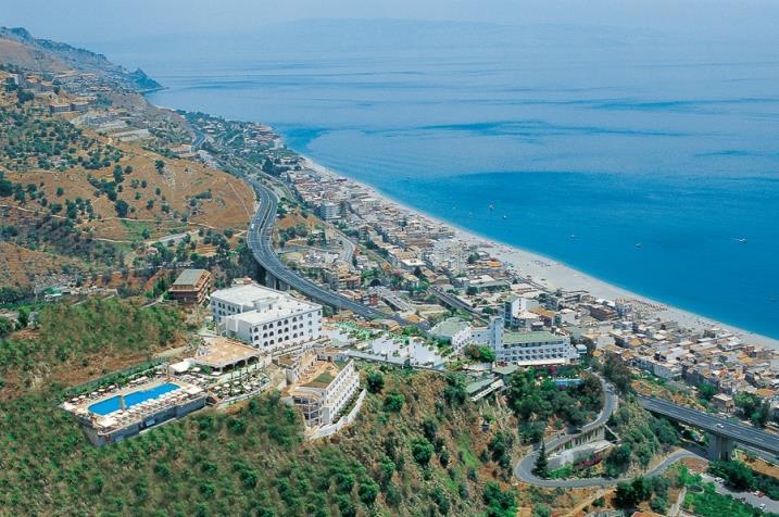 Hotel Olimpo-Le Terrazze, Letojanni, Sicily, Italy | Travel Republic