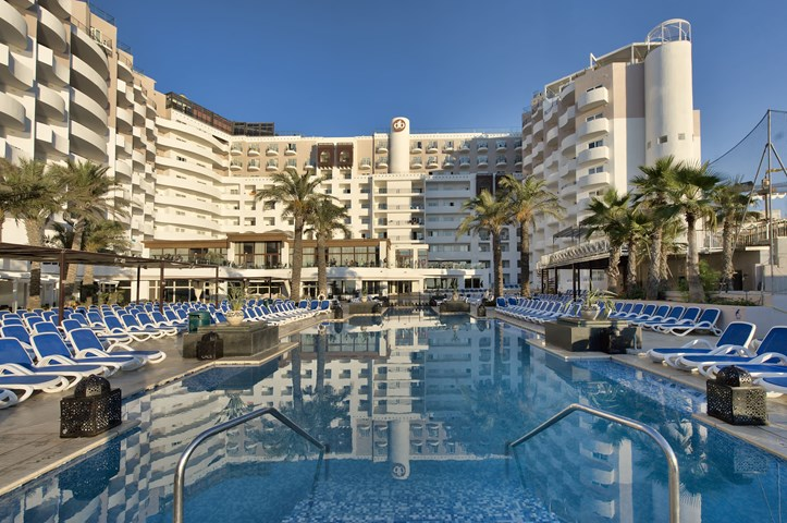 Hotels In San Antonio >> Db San Antonio Hotel Spa Qawra Malta Malta Travel