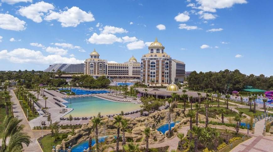 Delphin Be Grand Resort Lara Antalya Turkey Travel Republic