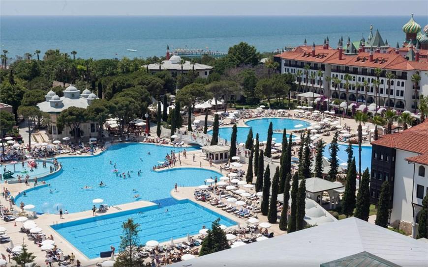 Swandor Hotels Resort Topkapi Palace Kundu Antalya Turkey