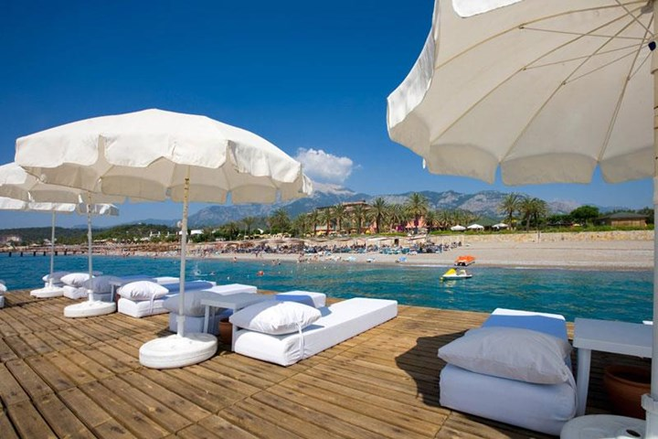 Fantasia Deluxe Kemer Hotel Camyuva Antalya Turkey Travel Republic