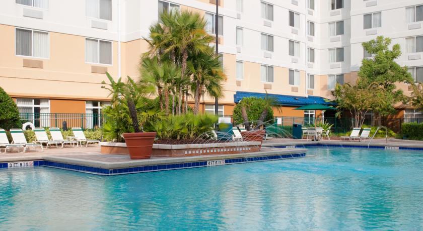 Fairfield Inn & Suites by Marriott Orlando at SeaWorld