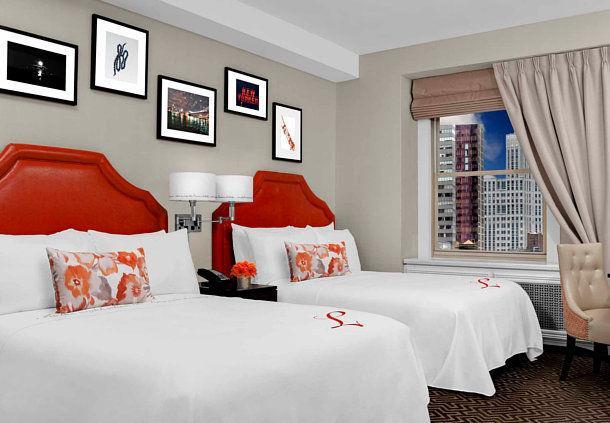 The Lexington Hotel New York New York New York State Usa Travel Republic