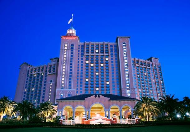 Jw Marriott Grand Lakes Resort Hotel Orlando Intl Drive Usa Emirates Holidays