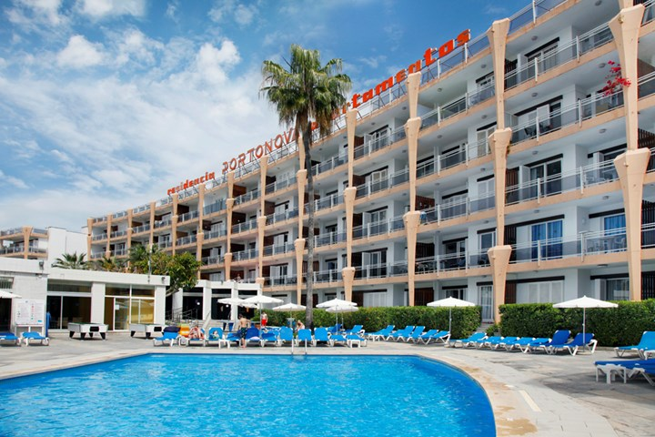 Roc Portonova Apartments Palmanova Majorca Spain Travel Republic