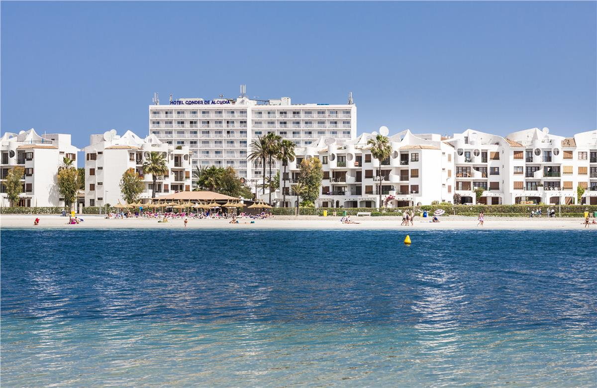 condes hotel barcelona