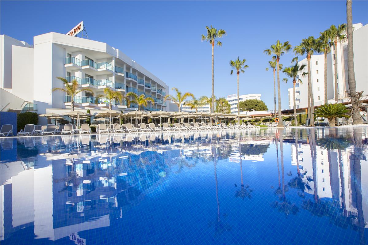 Hipotels Cala Millor Park Hotel Cala Millor Majorca Spain