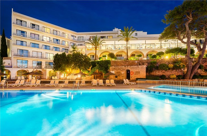 Casablanca Hotel and Apartments, Santa Ponsa, Majorca ...