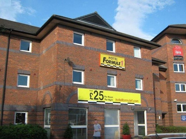 formule 1 liverpool city centre hotel travel republic. Black Bedroom Furniture Sets. Home Design Ideas