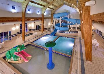 Holiday Inn Express and Suites Aberdeen, Aberdeen, South Dakota, USA