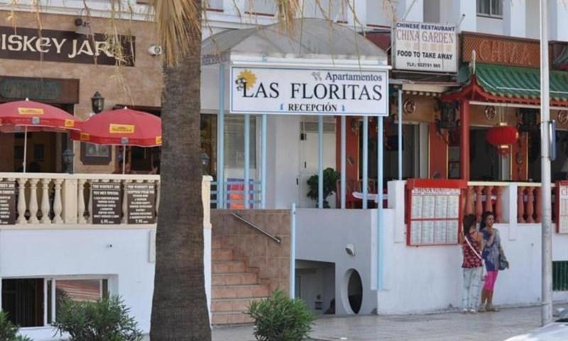 Las Floritas Apartments, Playa de las Americas, Tenerife ...