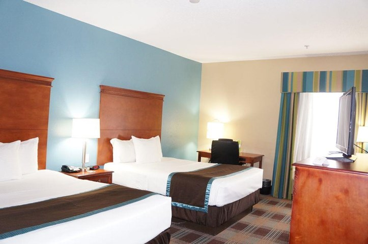 La Quinta Inn Houston Hotel Houston Texas Usa Travel Republic