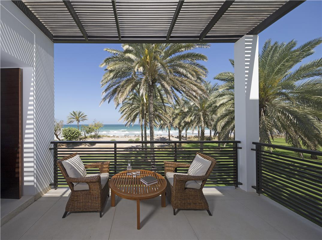 Things to do at The Chedi Muscat