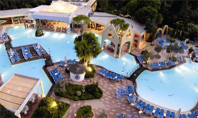 Dionysos Hotel, Ixia, Rhodes, Greece | Travel Republic