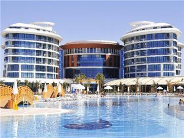 Baia Lara Hotel Lara Antalya Turkey Travel Republic