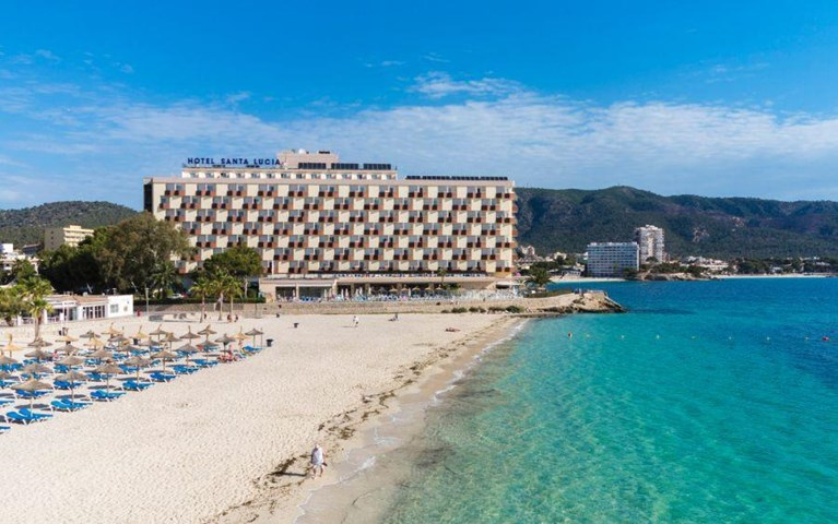 Globales Santa Lucia Hotel Palma Nova Spain
