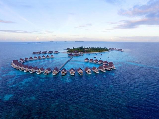 Meeru Island Resort Pantip