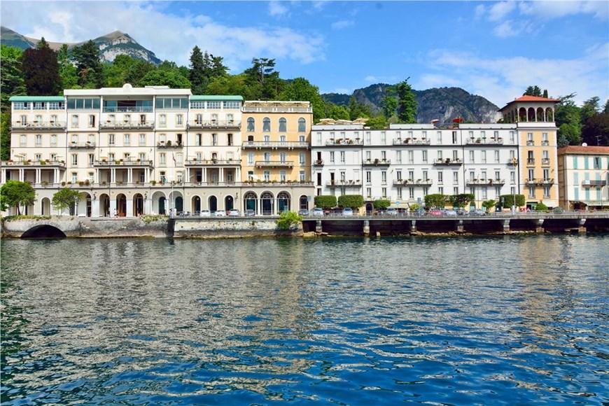 Grand Hotel Cadenabbia Cadenabbia Lake Como Italy Travel Republic