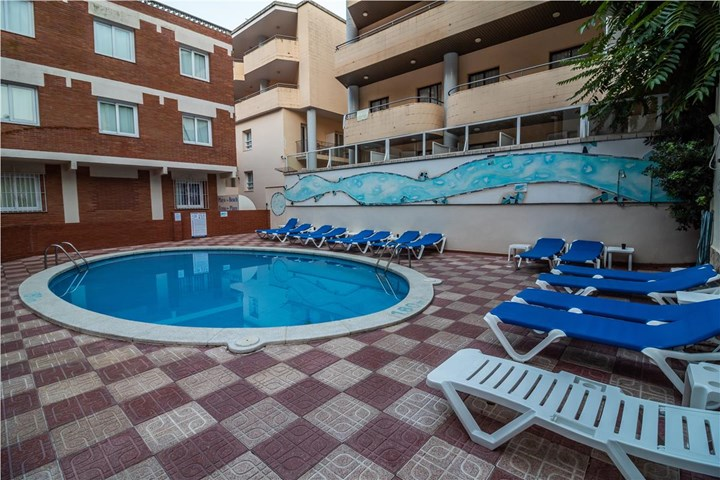 Costa Brava Costa Dorada Karte.Moremar Hotel Lloret De Mar Costa Brava Spain Travel