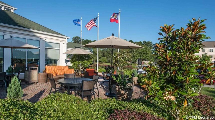 1 69 - Hilton Garden Inn Savannah Airport