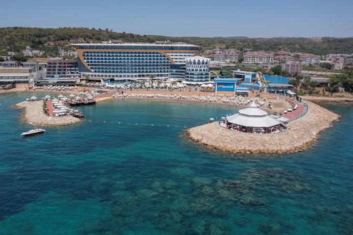 Granada Luxury Resort & Spa, Okurcalar, Antalya, Turkey | Travel Republic