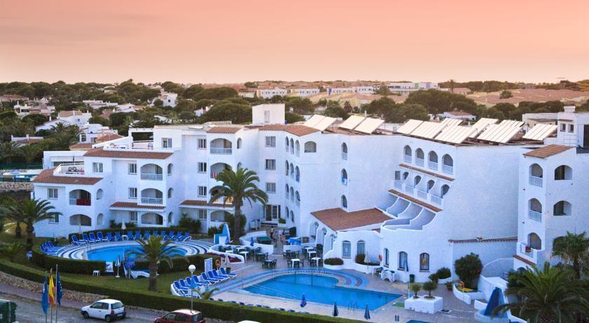 Smartline Marina Apartments, Cala'n Bosch, Menorca, Spain ...