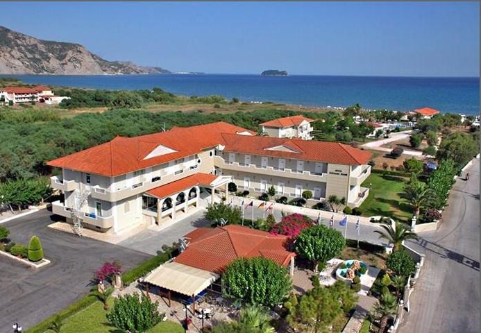 Kalamaki Beach Hotel, Kalamaki, Zante (Zakynthos), Greece ...
