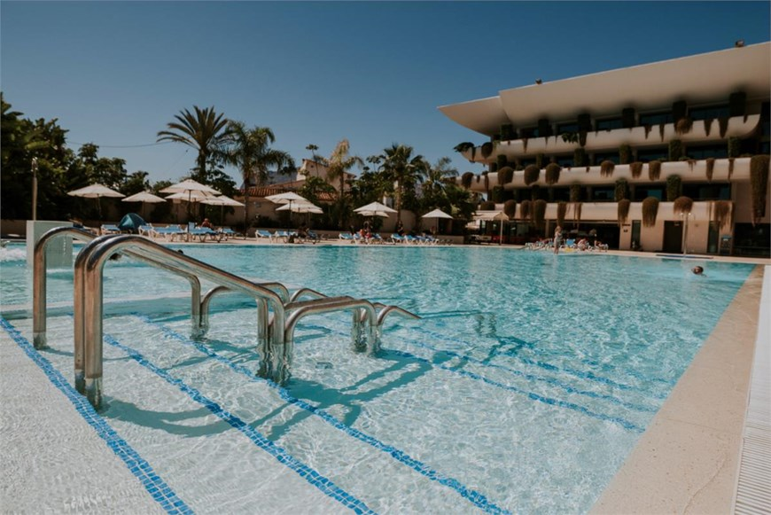 Deloix Aqua Center Hotel Benidorm Costa Blanca Spain Travel