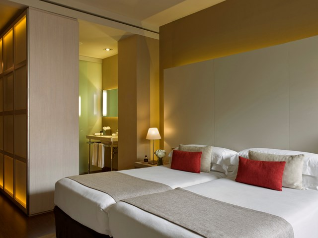 Grand Hotel Central Barcelona City Spain Emirates Holidays