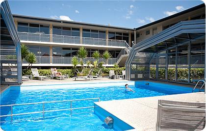 Quality Inn Napier Hotel - dnata Travel